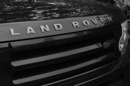 Marca de coches Land Rover