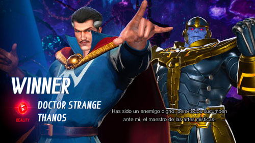 Marvel vs Capcom Infinite: Haz un comentario!!