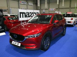 Mazda CX 5 en el Salón del Automóvil de Lugo 2018
