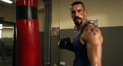 Scott Adkinds en Boyka: Undisputed (Invicto IV)