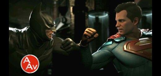 Sigue el conflicto entre Superhéroes en Injustice 2