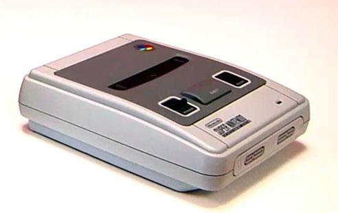 Nintendo Classic Mini - Super Nintendo Entertainment System