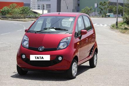 Marca de coches TATA
