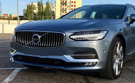 Marca de coches Volvo