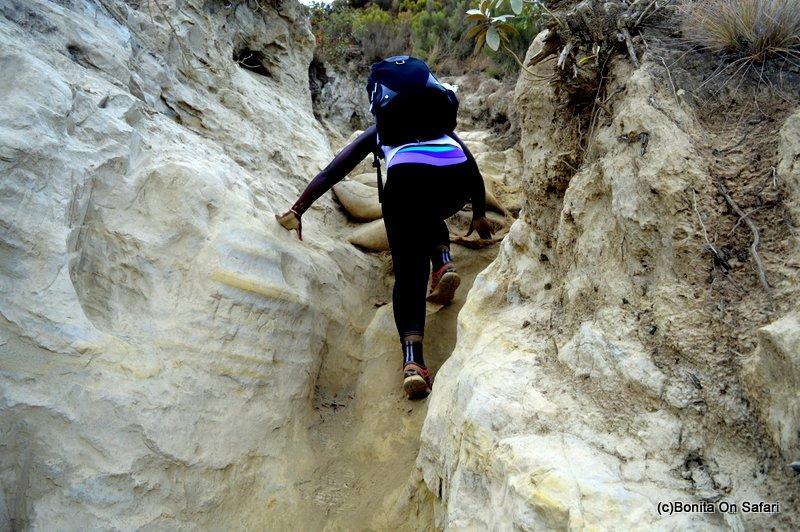 Hiking Mt.Longonot