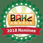 Bonita on Safari has been nominated as one the Best Kenyan Travel Blog and the Best Kenyan blog 2018!