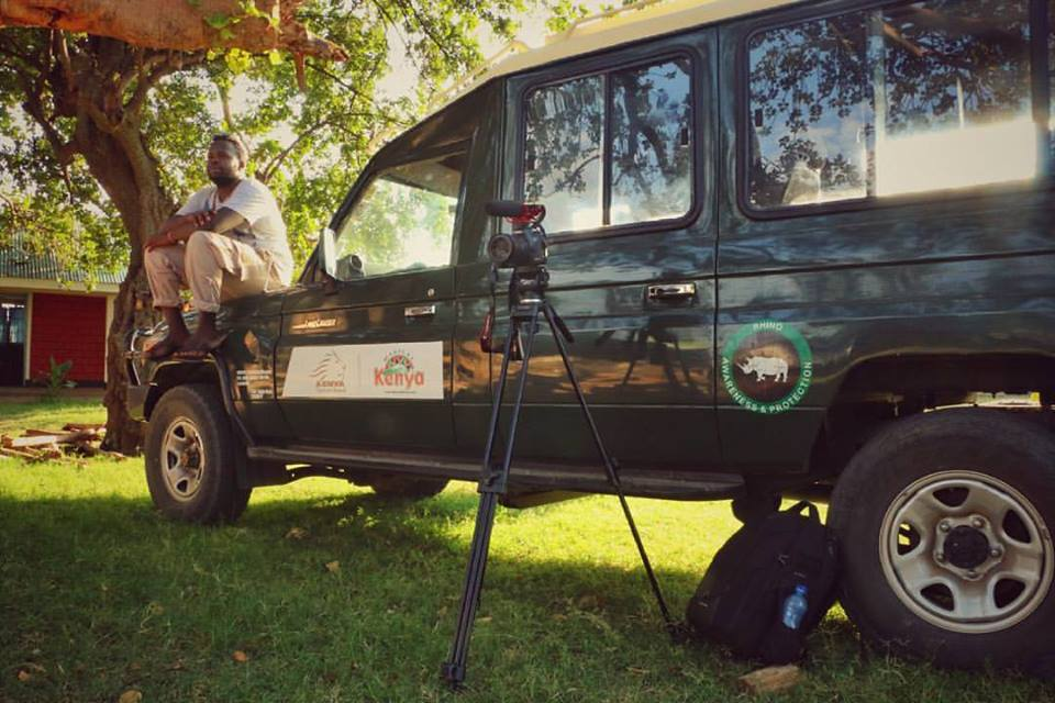 When Mark Wambui travels,we all take notes…