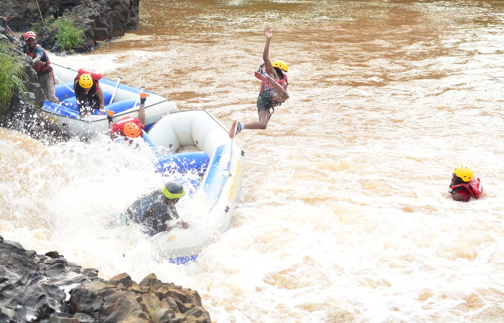 Rapids Camp Sagana-Kenya's Water Sport Haven