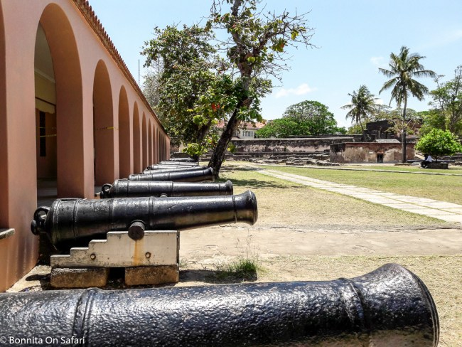 Mombasa Old Town-The history.