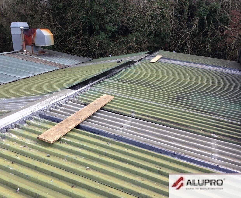 Alupro Galvanised Roofing Cork