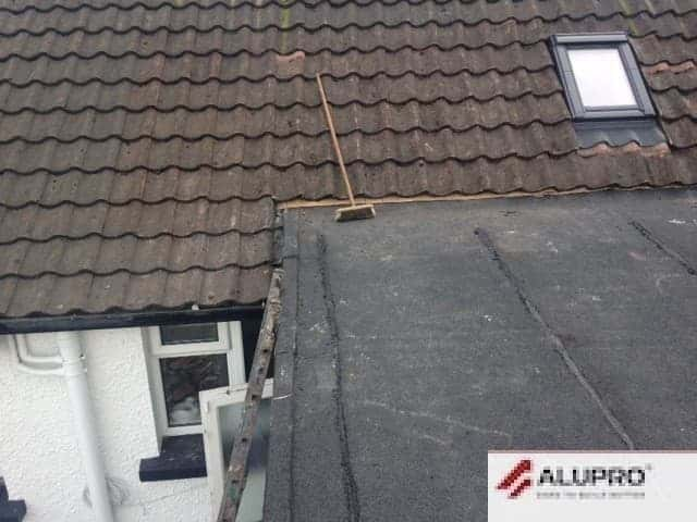 Flat Roof Cleaning Cork