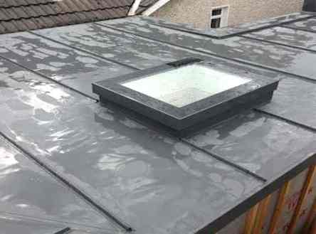 Fiberglass Flat Roofs Repaired and Installed