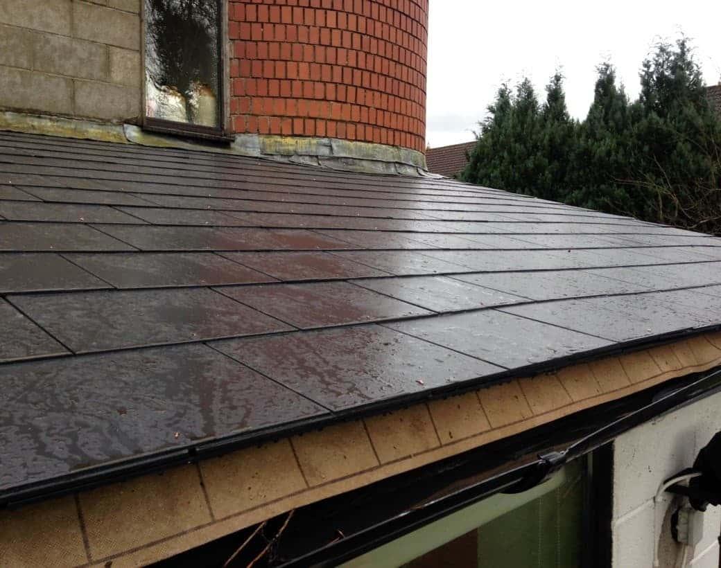 Slated Roof Ennis Road Limerick