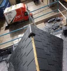 Ridge Tile Repairs Cork