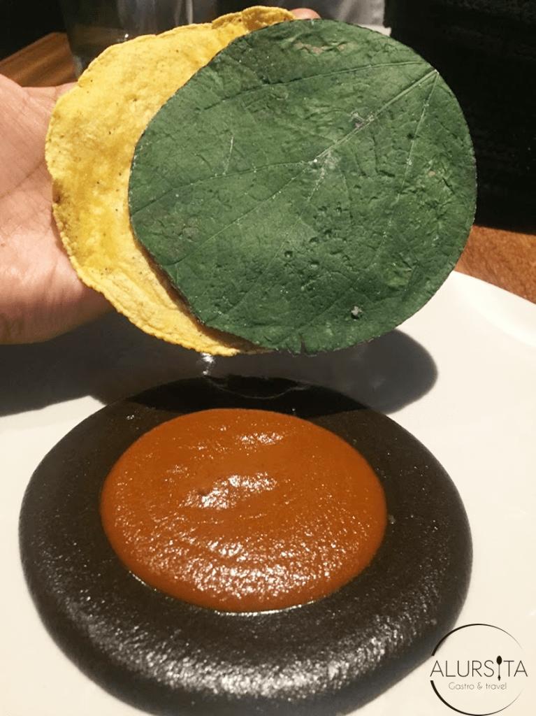 restaurante Pujol de Enrique Olvera