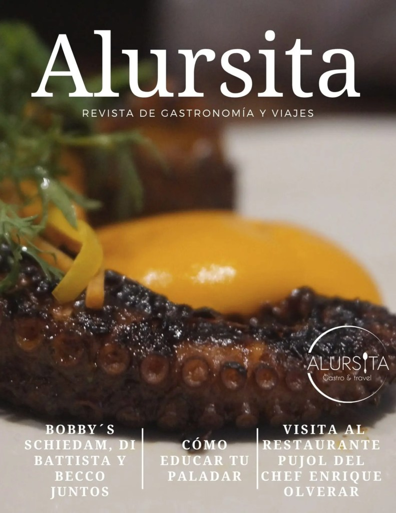 revista gastronómica mexicana