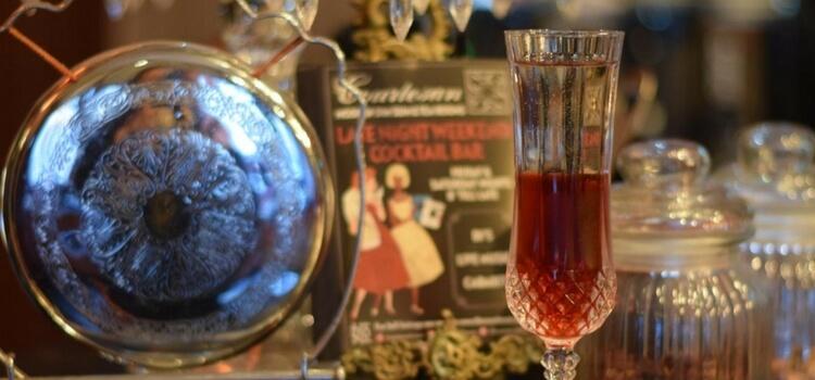 Courtesan Cocktail by Hammant Villa Patel