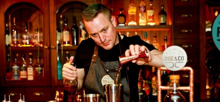 Cocktail Recipes, Roe & Co Irish Whiskey