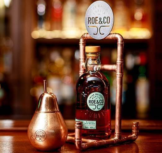 Roe & Co Whiskey - The Welcome Tower