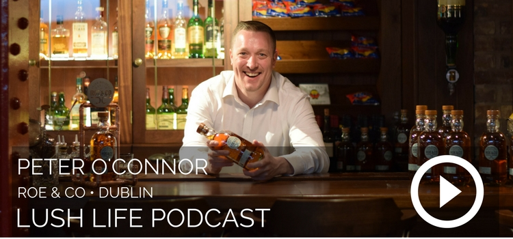 Peter O'Connor, Roe & Co – How to honor an Irish Whiskey legend