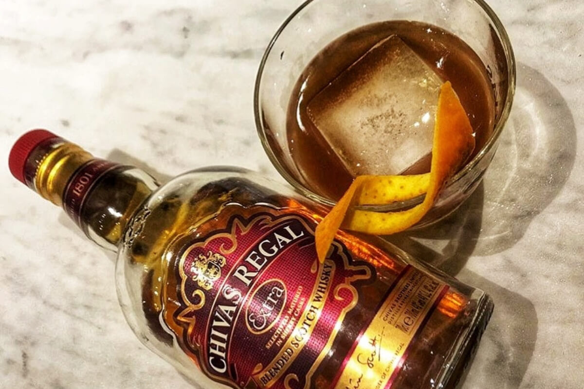 Chivas Extra Old Fashioned by Chivas Regal