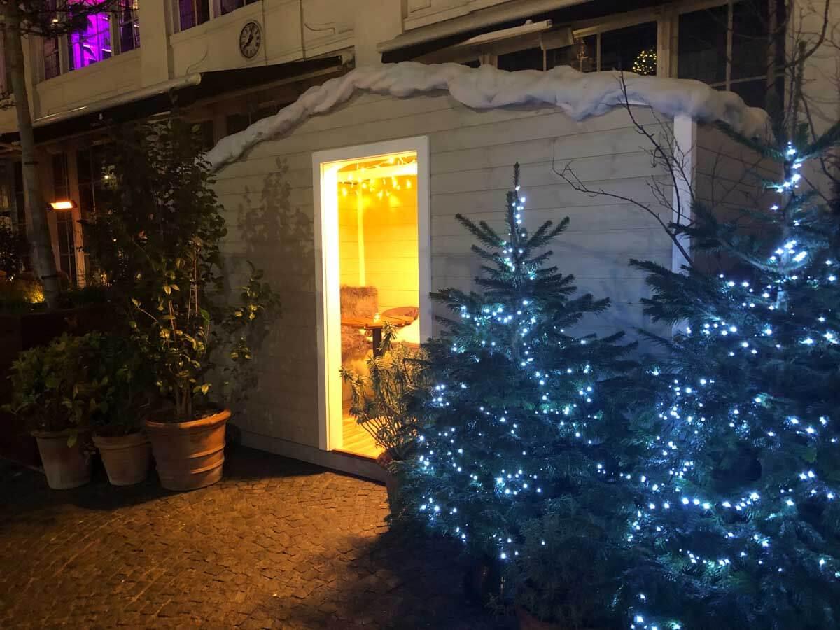Bluebird Chelsea this Christmas