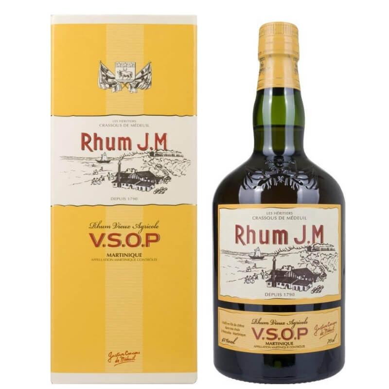 Rhum JM VSOP