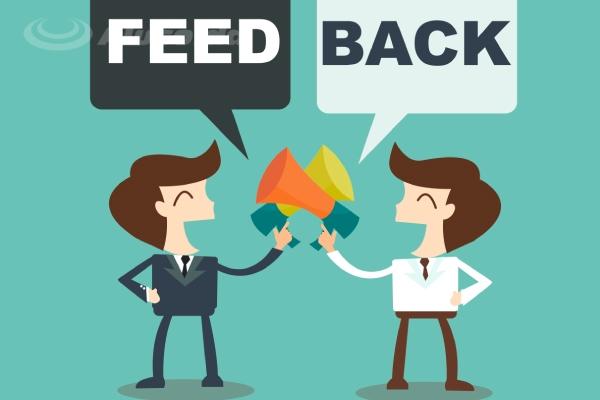 Como dar feedback 1