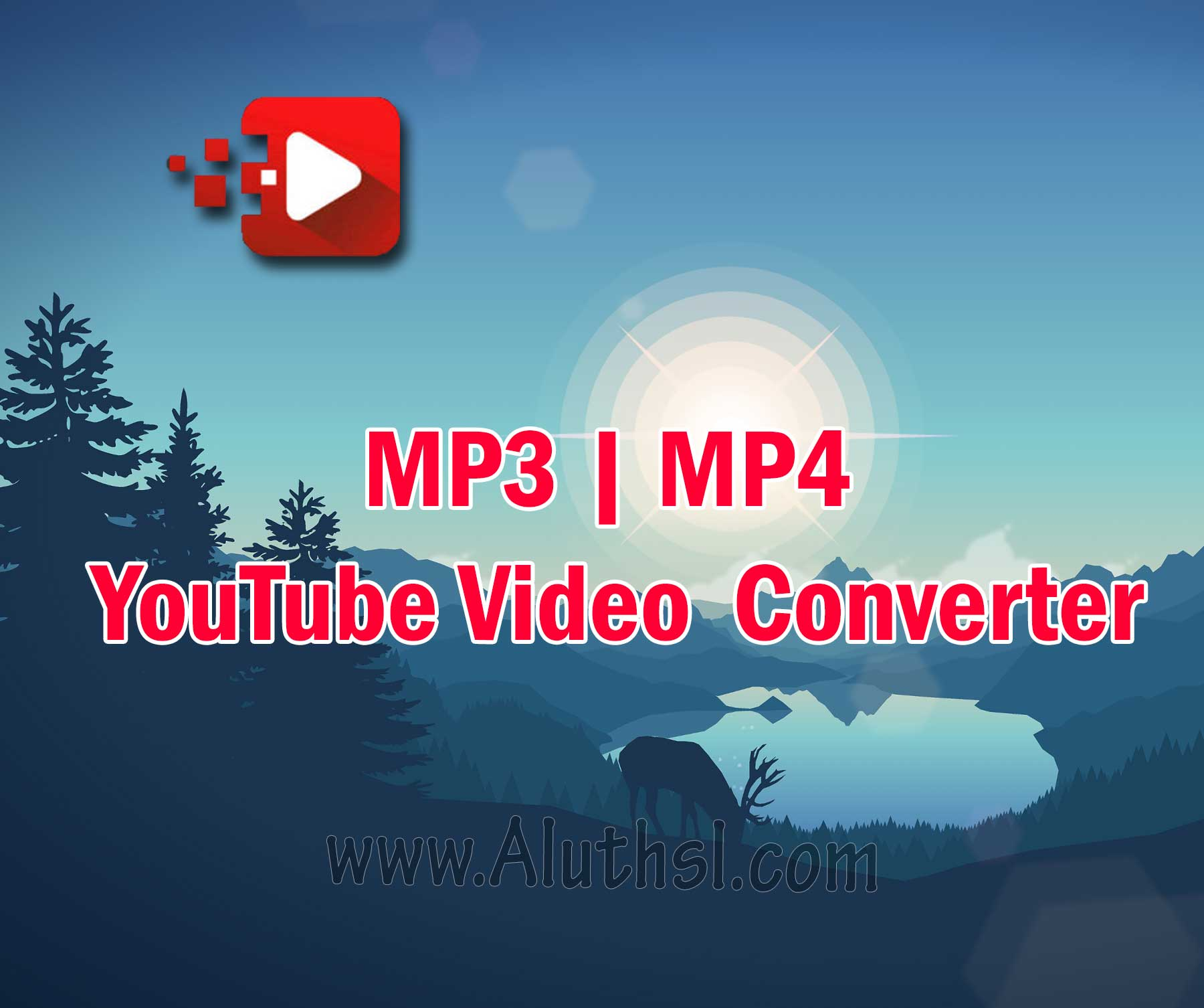 YouTube Video  Converter කරමු MP3 වලට ( Notube )