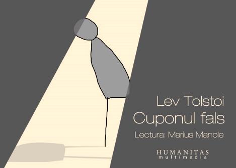Audiobook: Cuponul fals, Lev Tolstoi