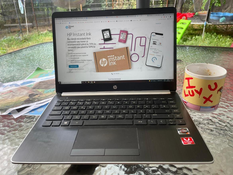 Despre abonamentul HP Instant Ink. Impresii & tutorial