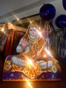 Shiva in Lights