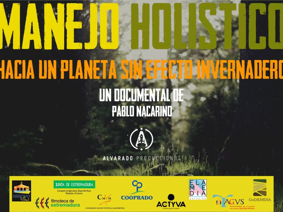 Documental - Manejo Holstico