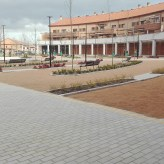 Parque público Media Luna