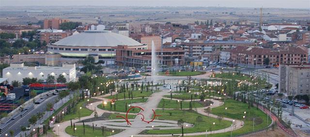 Parque Feliciano Hernández de Navalcarnero