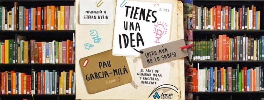 Libro Tienes una Idea