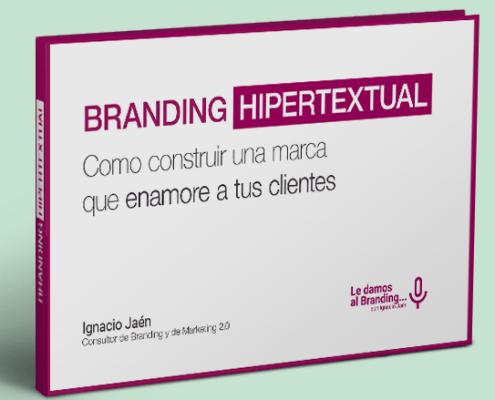 Libro Branding Hipertextual