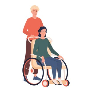 The Importance of the Caregivers' Mental Health