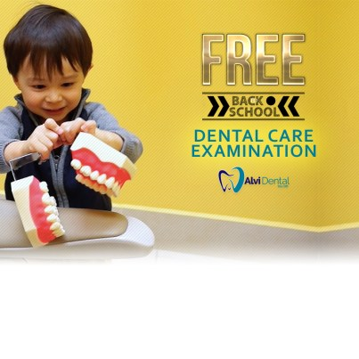 Dental Examination FREE