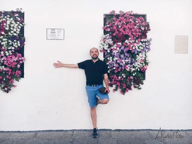 de paseo por Córdoba para conocer sus patios