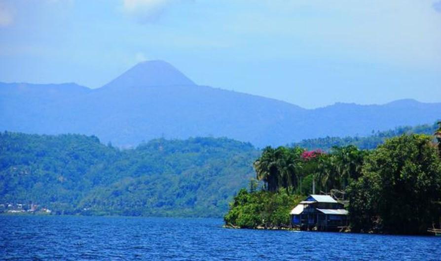 Legenda Asal Usul Danau Tondano