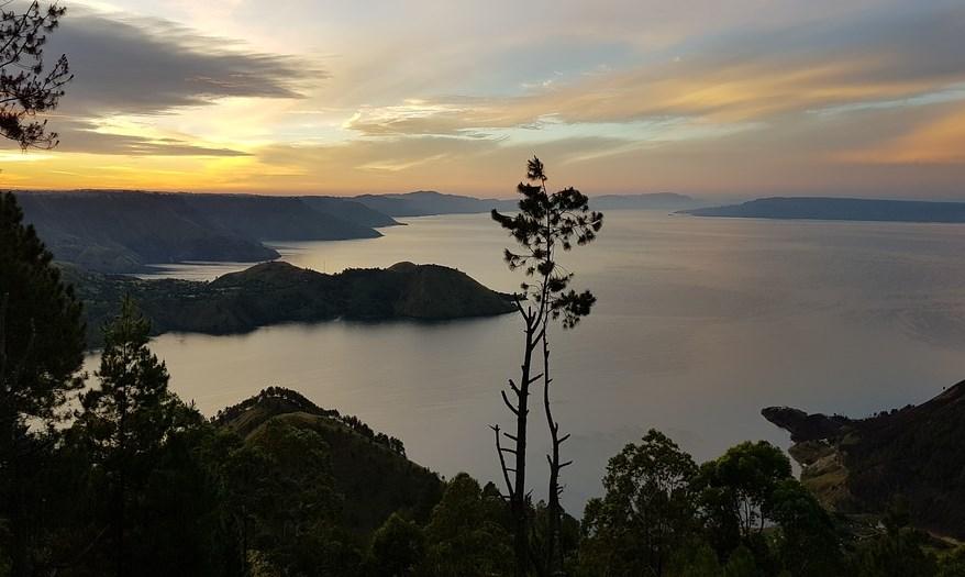 Meriahnya Festival Objek Wisata Bunaken Dan Danau Tondano Sulawesi Utara