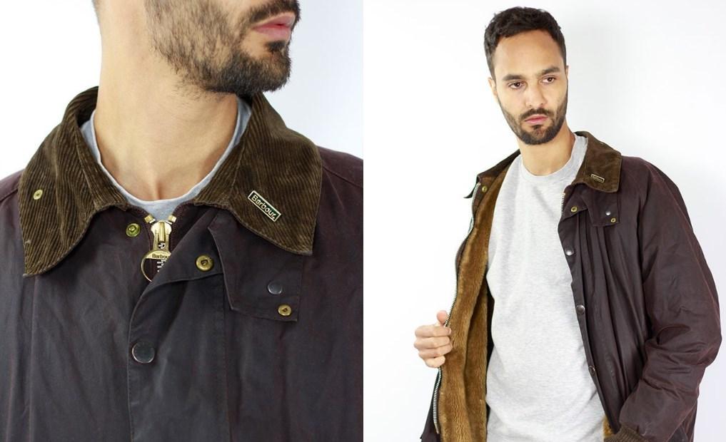 Tampil Stylish Dengan Jaket Wax