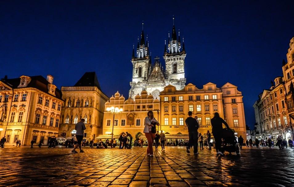 Keindahan Republik Ceko Eropa di Tempat Wisata Praha