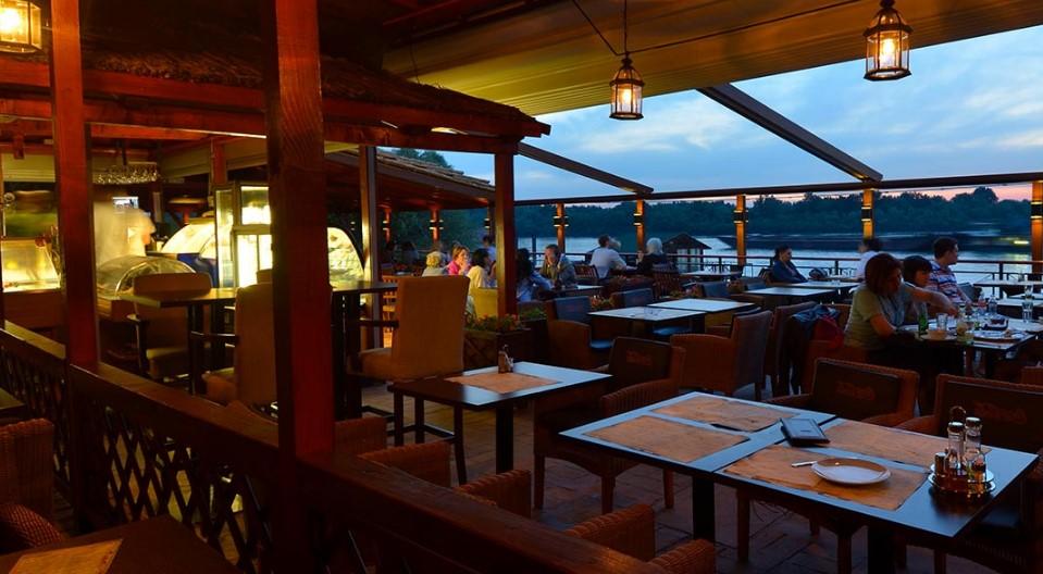 Restoran Bellavista Praha Republik Ceko