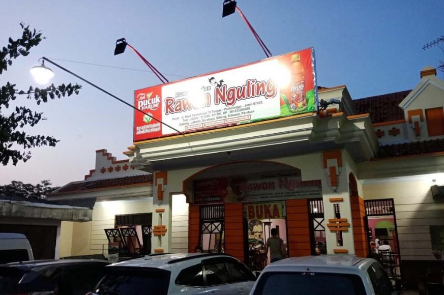 Rumah Makan Rawon Nguling Probolinggo