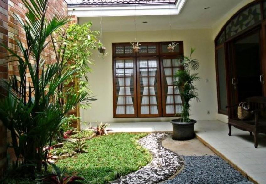 Tips Desain Taman Minimalis Dalam Rumah