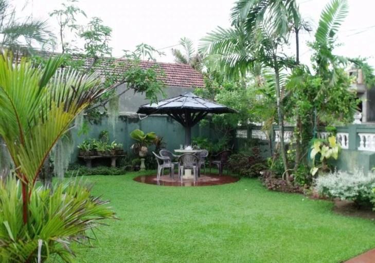 Tips Desain Taman Minimalis Depan Dan Belakang Rumah
