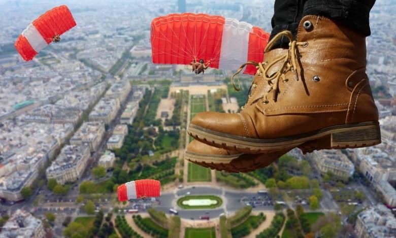 Tips Skydiving dan Hang Gliding