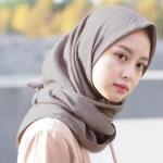 7 Tips Hijab Bagi Pemilik Wajah Bulat Yang Sedang Hits